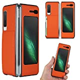 Copmob Samsung Galaxy Fold Phone Case,Premium Genuine