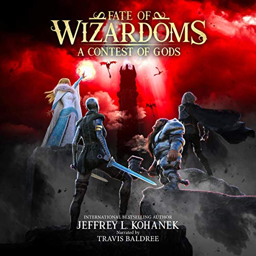 Wizardoms: A Contest of Gods cover art