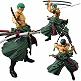 Variable Action Heroes ONE PIECE Roronoa Zoro environ 18cm figurine en PVC-peint