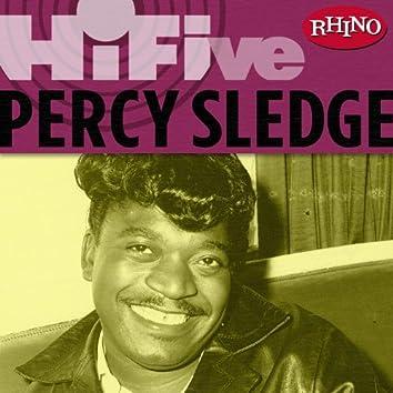 Rhino Hi-Five: Percy Sledge