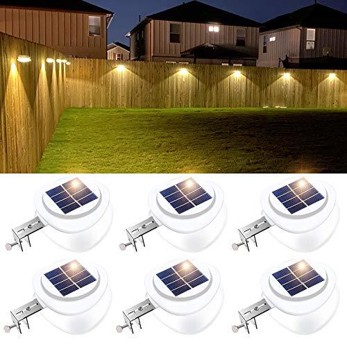 Solar Power Gutter Lights