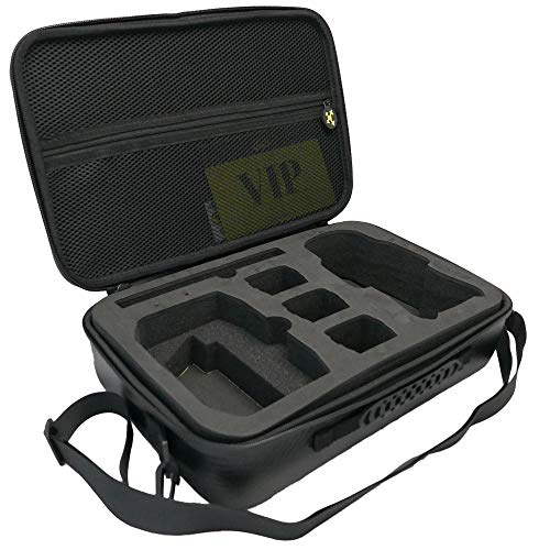 Drone Pit Stop Carrying Case for DJI Mavic Air 2 - Splash-Proof | Durable | Compact | EVA Material - Carry Your Drone with Maximum Protection
