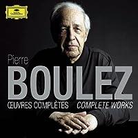 Boulez: Oeuvres Completes - Complete Works [13 CD Box Set] by Pierre Boulez (2013-07-23)