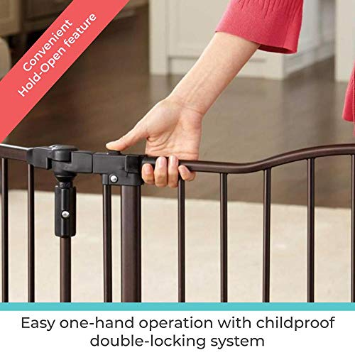 51DdtoG68uL The Best Hardware Mounted Baby Gates [2021 Review]