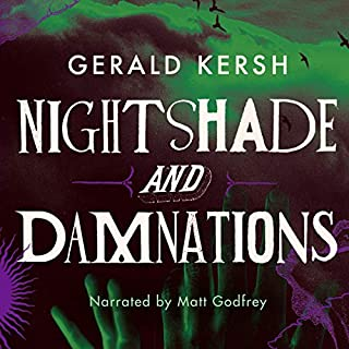 Nightshade and Damnations audiobook cover art