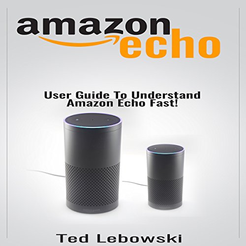 Amazon Echo audiobook cover art