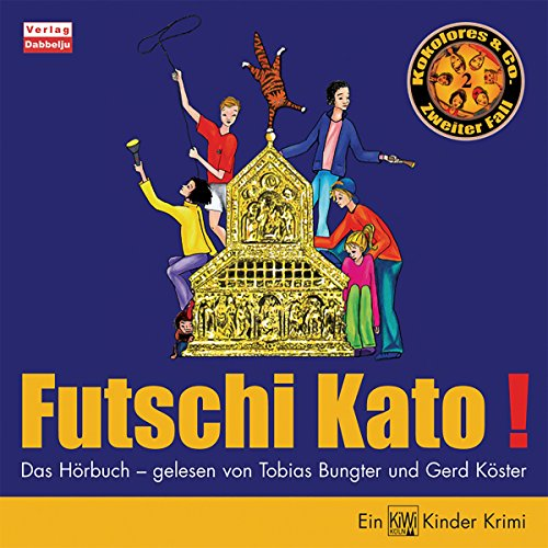 Futschi Kato Titelbild
