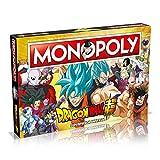 Monopoly Dragon Ball Super - Juego de Mesa de las Propiedades...