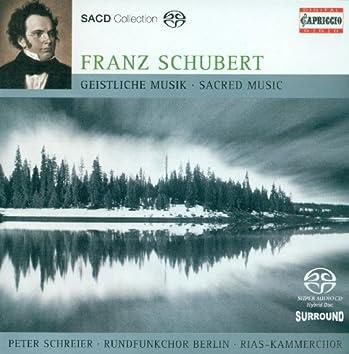 Schubert, F.: Sacred Music