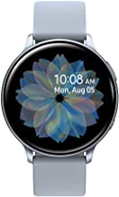 Samsung Galaxy Watch Active 2 (44mm, GPS, Bluetooth) Smart Watch with Advanced Health monitoring, Fitness Tracking , and L...
