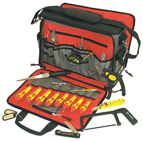 C.K T1630 FKIT - Kit de herramientas premium para electricistas