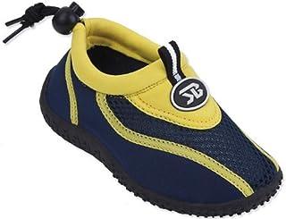 sunville 幼儿 ' s 运动水鞋浅绿色短袜