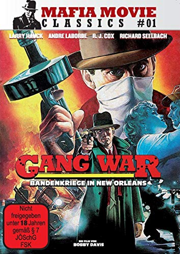 Gang War - Bandenkriege in New Orleans (Mafia Movie Classics #1) [Alemania] [DVD]