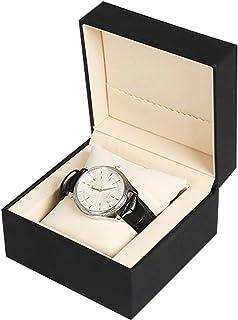 Wooden Watch Display Box Jewelry Storage Organizer Men and Women Watch and Jewelry Box