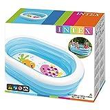 Schwimmbecken aufblasbar – Intex – Pool Oval Whale Fun - 3