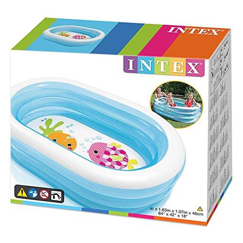 Intex 57482NP – Pool Oval Whale Fun - 3
