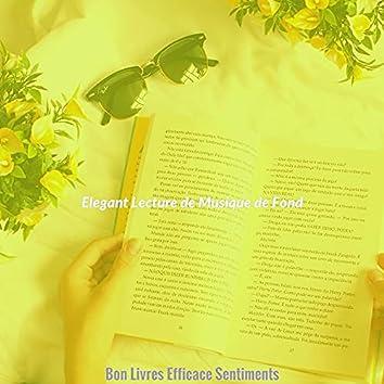 Bon Livres Efficace Sentiments