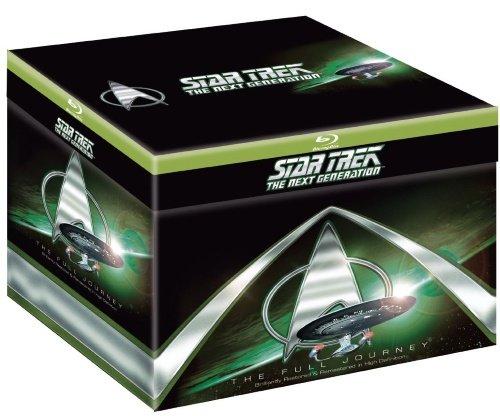 Raumschiff Enterprise - Das nächste Jahrhundert / Star Trek: The Next Generation (Full Journey) - 41-Disc Box Set ( ) (Blu-Ray)