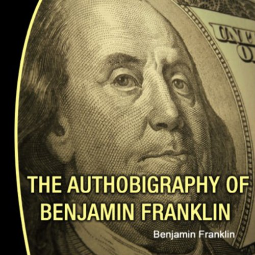 The Autobiography of Benjamin Franklin Titelbild