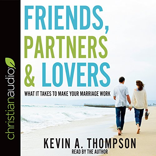 Friends, Partners, and Lovers audiobook cover art
