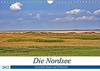 Die Nordsee zwischen Stade und Pellworm (Wandkalender 2022 DIN A4 quer): Ankommen, durchatmen, wohlfuehlen - Urlaub an der Nordsee entspannt Geist und Seele (Monatskalender, 14 Seiten )