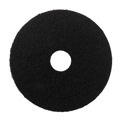 3M Scotch-Brite Disco Decapante Negro (406 mm, Caja de 5)