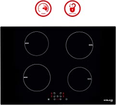 Induction Cooktop, Gasland chef IH77BF 30'' Built-in Induction Cooker, Vitro Ceramic Surface Electric Cooktop, Electric Stove With 4 Burners, Kids Safety Lock, 9 Heating Level Settings, Easy To Clean