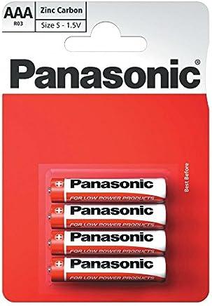 Panasonic 1010 Zinc R03R AAA Micro Special Power Battery