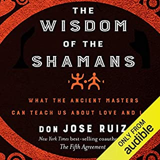 The Wisdom of the Shamans: audiobook cover art
