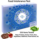 5Strands | Food Intolerance Test | Affordable Testing | at Home Hair Analysis Kit | Tests 550 Items...