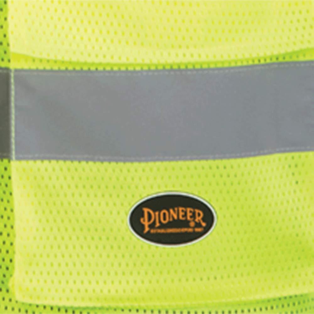 Pioneer Multi Pocket Mesh Vest Green Model: V1024860U-S Small
