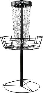 MVP Black Hole Precision 12-Chain Portable Disc Golf Basket Target