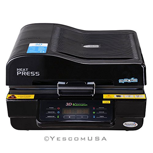Yescom 3D Multifunction Heat Press...