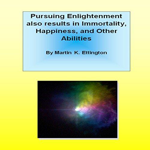Pursuing Enlightenment audiobook cover art