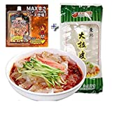 新食感 東北大拉皮 3袋 ̟+ ブルダック炒め麺 ソース 175g 激辛 ダーラーピー 中国春雨