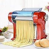 Macchina da pasta, Tagliatella Maker Domesticatrice per uso domestico elettrico multifunzione Automatico Automatico Automatico Gnocchi Dumplings per cucina Cucina Gadget Regalo