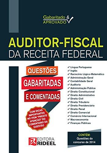 Gabaritado e Aprovado – Auditor Fiscal da Receita Federal