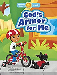 """God's Armor for Me"" Book for Children - Great Book for Children's Ministry Library"