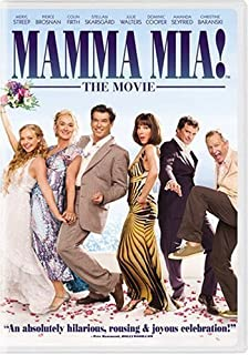 Mamma Mia! The Movie (Widescreen) by Universal Studios by Phyllida Lloyd