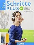 Schritte plus Neu 2: Deutsch als Fremdsprache / Kursbuch+Arbeitsbuch+CD zum Arbeitsbuch - Daniela Niebisch