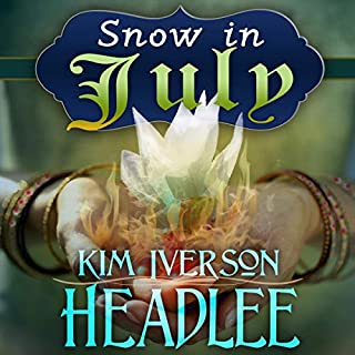 Snow in July cover art