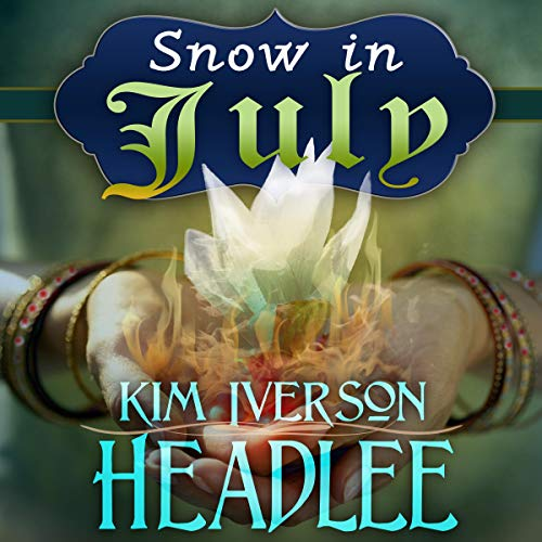 Snow in July audiobook cover art
