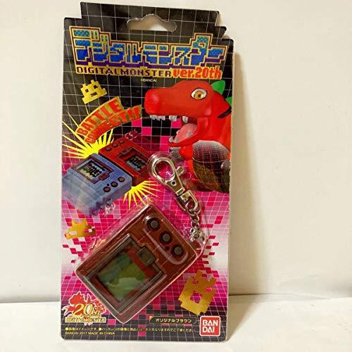 デジタルモンスター ver.20th オリジナルブラウン デジモン 20周年記念 DIGITAL MONSTER