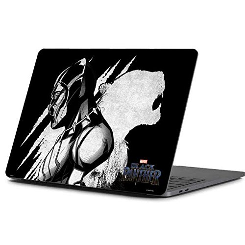 Skinit Decal Laptop Skin for MacBook Pro 13-inch (2016-17) - Officially Licensed Marvel/Disney Black Panther African King Design