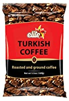 EliteトルコGround Roastedコーヒーバッグ、3.5000-ounces (10個パック)