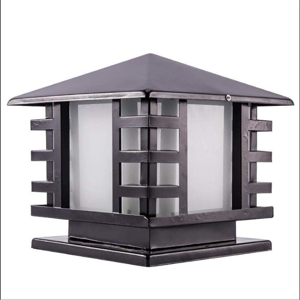 NARUJUBU Courtyard Column Headlights E27 Max 66% OFF SEAL limited product L Outdoor Lamp Doorpost