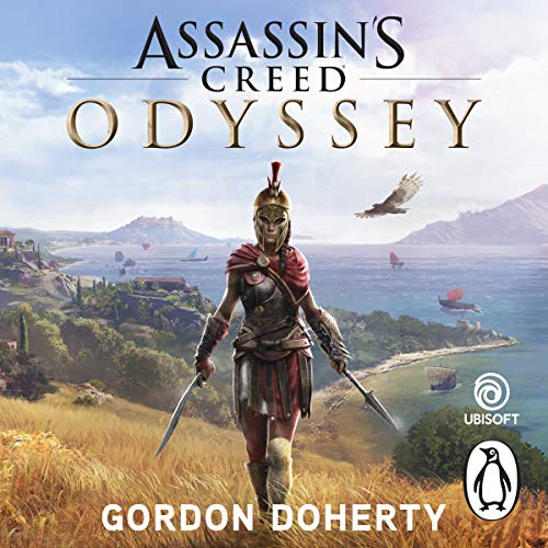 Assassin's Creed Odyssey audiobook cover art