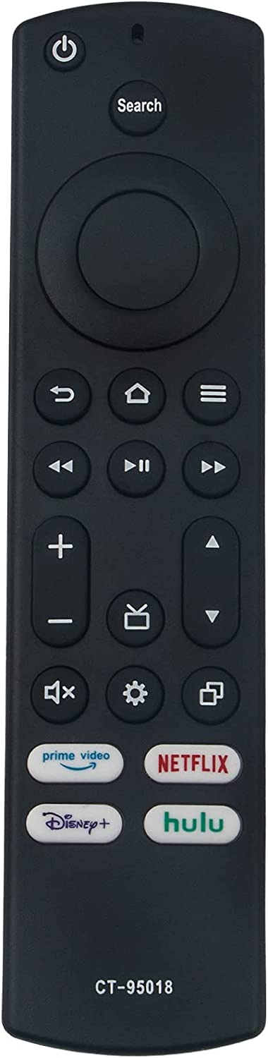 CT-95018 CT95018 Replacement Remote Control Work with Toshiba TV