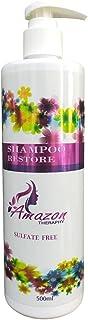 AMAZON Theraphy Shampoo Restore 500ml - Sulfate Free