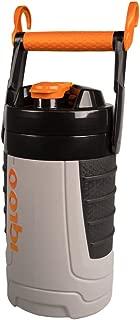 Igloo Proformance 1/2 Gallon Sport Jug-Ash Gray/Tough Orange, Gray